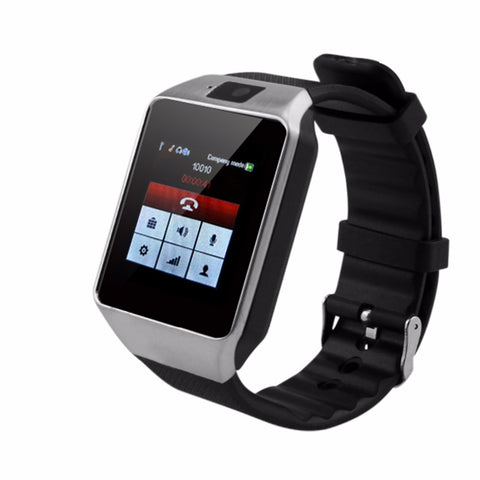 Bluetooth Smart Watch With Camera for Android and IOS