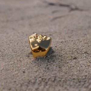 Gold Statement Ring