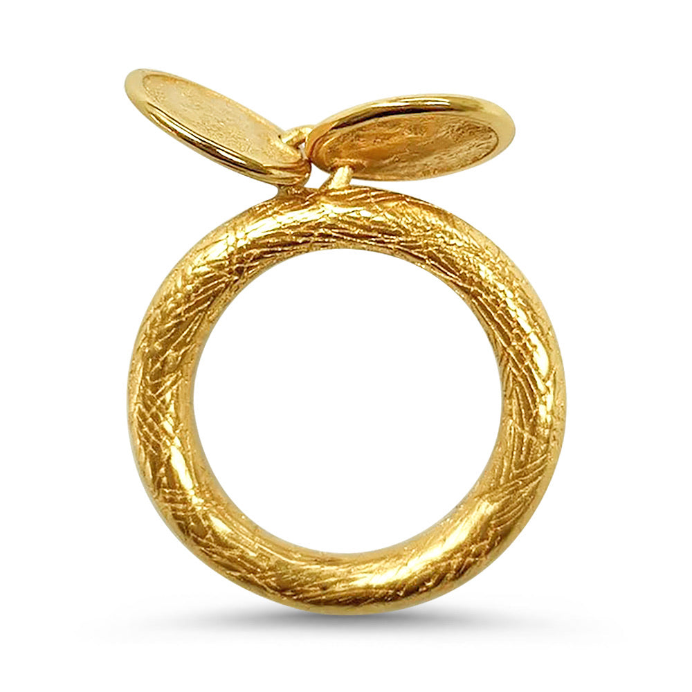 Load image into Gallery viewer, Vintage Gold Ring
