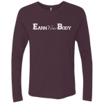 EYB Men's Triblend LS Crew