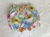 Holly's Floral Bloomers - 100% Cotton Printed Poplin