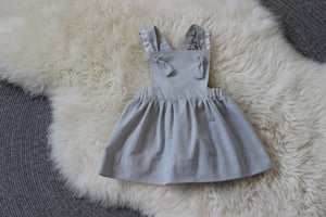 Harper Knotted Pinafore
