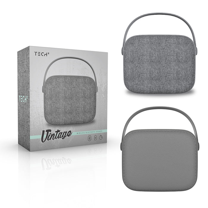 Vintage / Parlante Bluetooth con diseño retro HOT SALE 30% OFF