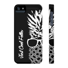 """The Pineapple Life"" Slim Smartphone Case Collection by Case Mate© for Just Cool Folks©"