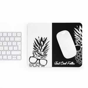 """The Pineapple Life"" Mousepad by Just Cool Folks"