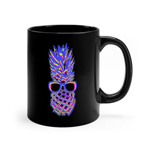 The Pineapple Life Coffee Mug 4 by Just Cool Folks Shop Today