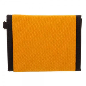 Flash Fabric Tri-Fold Snap Wallet