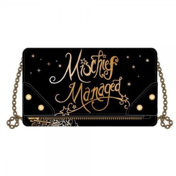 Mischief Managed Foldover Clutch