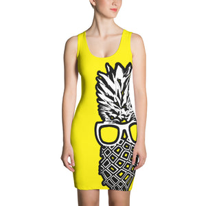 "The Pineapple Life ""Fabulosa 11!"" Dress Line by Just Cool Folks"