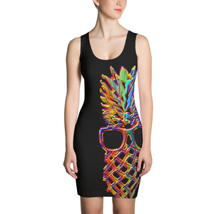 "The Pineapple Life ""Fabulosa 3!"" Dress Line by Just Cool Folks Shop Today"