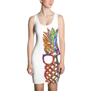 The Pineapple Life Fabulosa Dress Line by Just Cool Folks Shop Today
