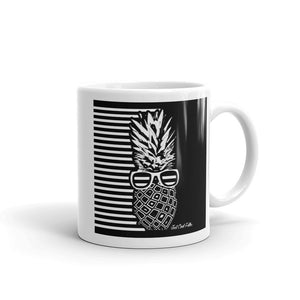 """The Pineapple Life"" Coffee Mug 5 by Just Cool Folks"