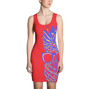The Pineapple Life Fabulosa 9 Dress Line by Just Cool Folks Shop Today