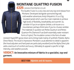 montane fusion jacket review