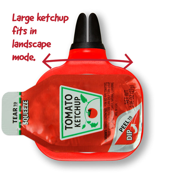 Saucemoto® Dip Clip *SOLD OUT* Pre-Order Now!