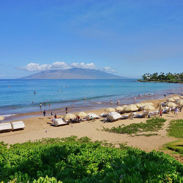 Four Seasons Wailea Beach Access