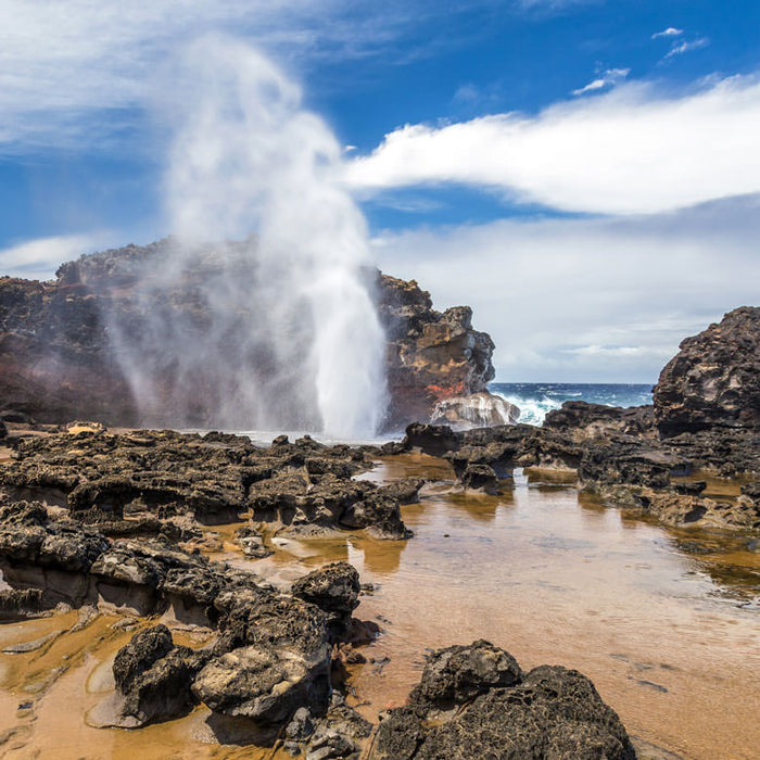 Nakalele Blowhole West Maui Hawaii