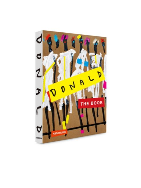 Donald The Book