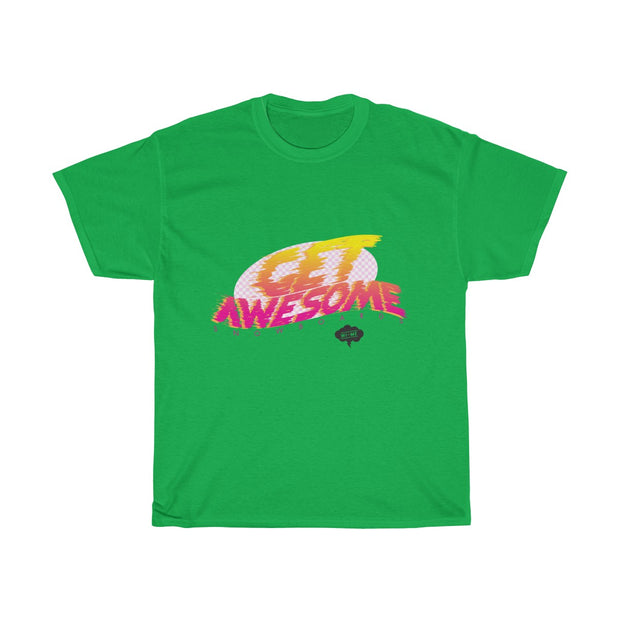 Wi-ME Get Awesome Tee