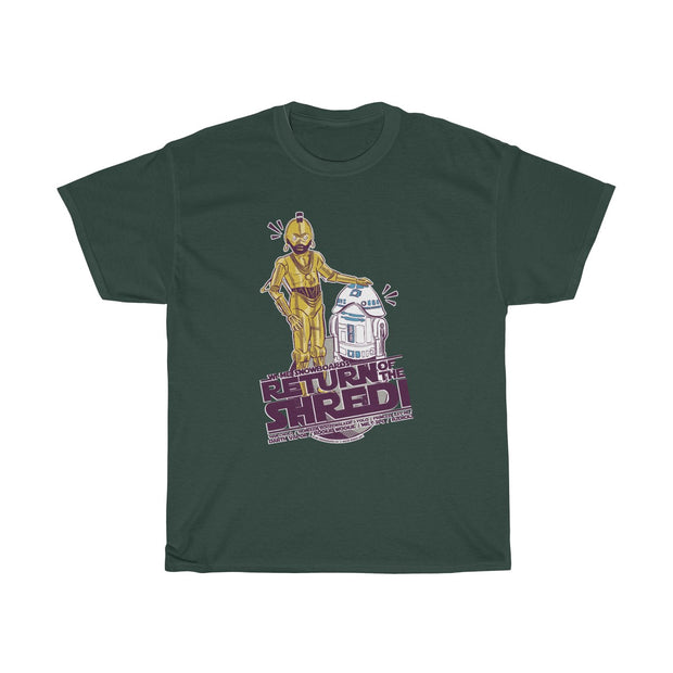 Mr. T3PO Return of the Shredi Tee