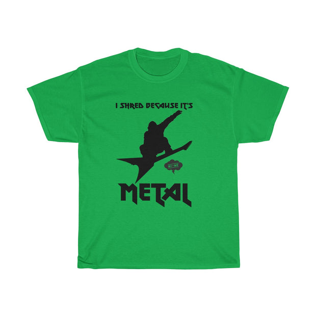 METAL SHRED Tee