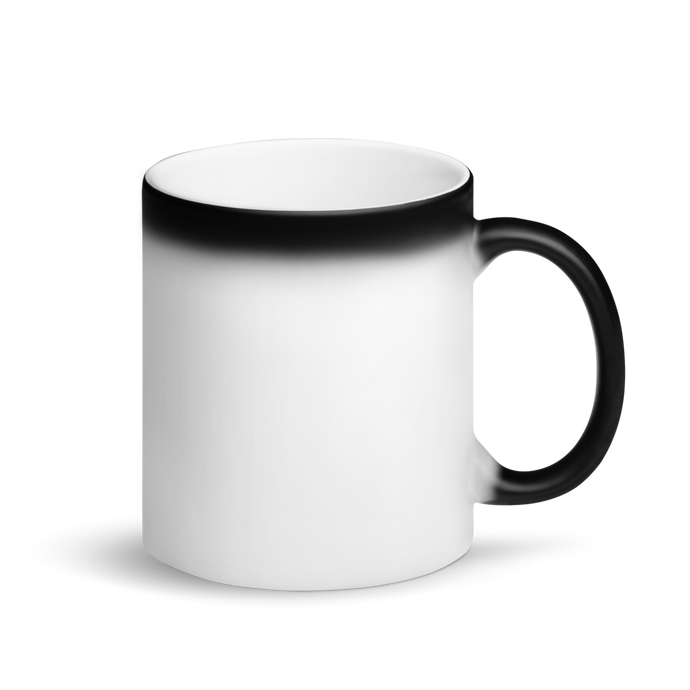 JaredFPS Logo - Matte Black Magic Mug