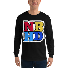 nbhd - Gildan Ultra Cotton Long Sleeve T-Shirt