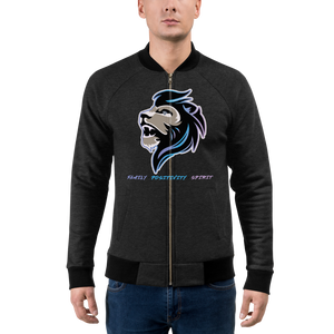 JaredFPS Logo - Next Level Bomber Jacket