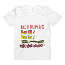 MFN Suite Rules - American Apparel Women's Sublimation T-Shirt