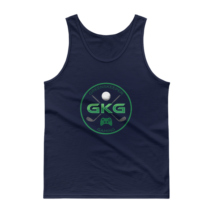 GKG Gear - Gildan Ultra Cotton Tank Top w/ Tear Away Label