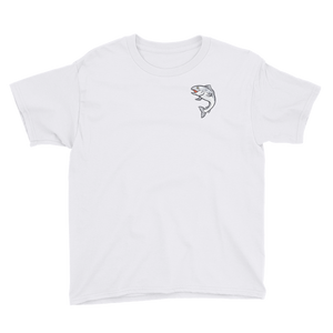 HorridSalmon Avatar  - Anvil Youth Lightweight T-Shirt with Tear Away Label