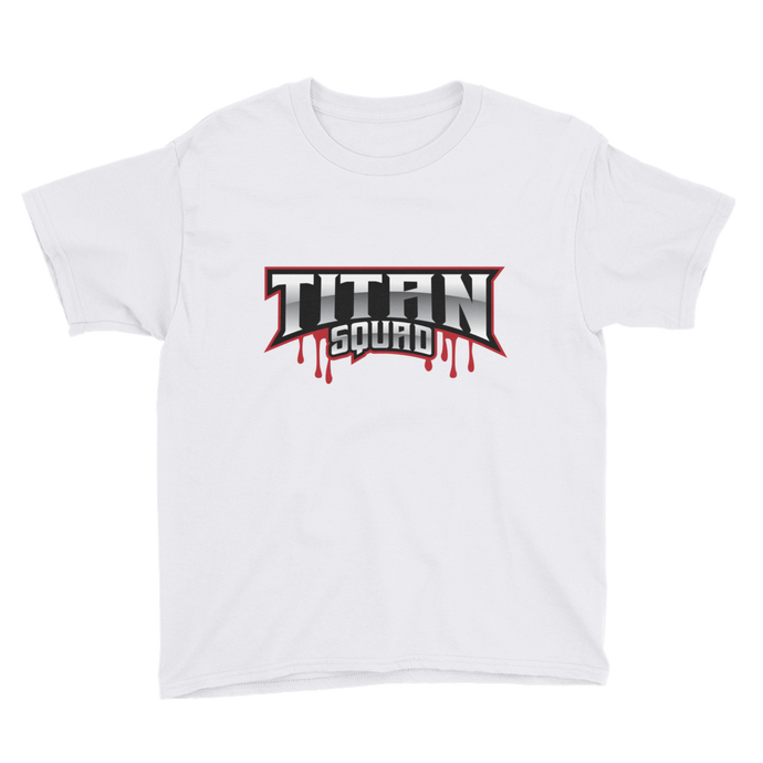 Titan Squad - Anvil Youth Lightweight T-Shirt with Tear Away Label