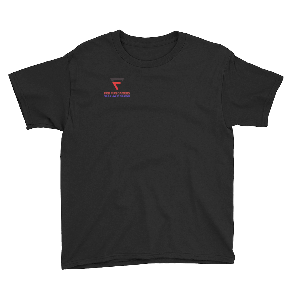 For Fun Gaming - Anvil Youth Lightweight T-Shirt with Tear Away Label