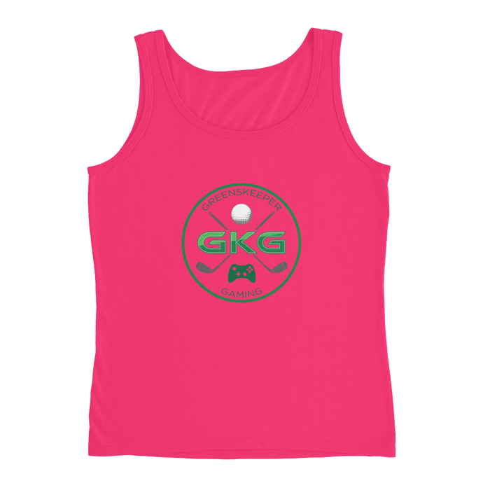GKG Gear - Anvil Ladies Missy Fit Tank Top with Tear Away Label