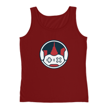 Phillymaster Merch  - Anvil Ladies Missy Fit Tank Top with Tear Away Label