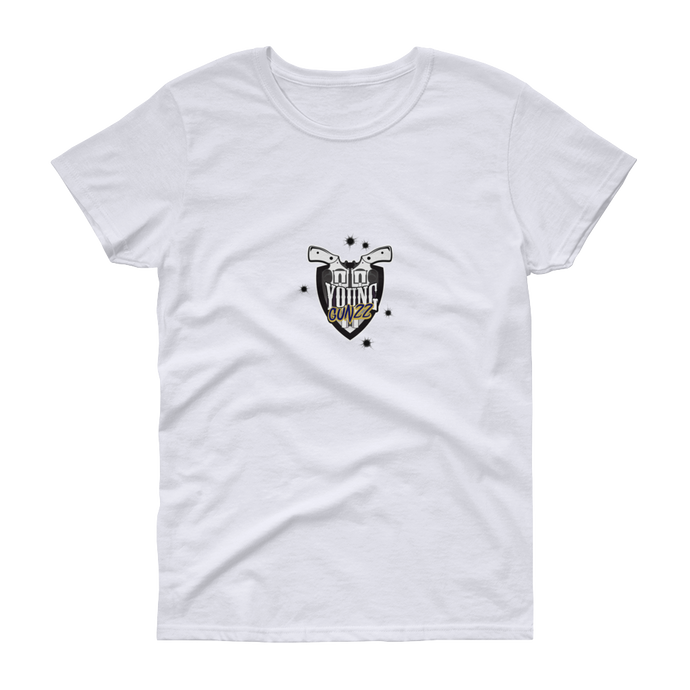 YG Stream team - xTwisted logo - Gildan Ladies Heavy Cotton T-Shirt w/ Tear Away Label