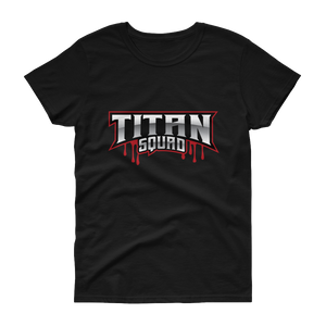 Titan Squad - Gildan Ladies Heavy Cotton T-Shirt w/ Tear Away Label