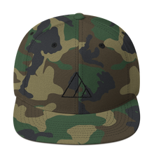 """Your Mountain"" - Wool Blend Snapback"