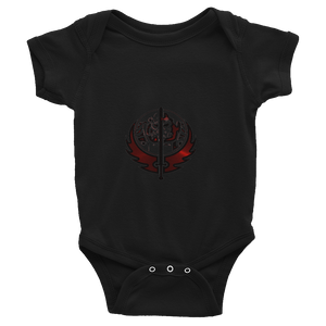 Canadian Ninja Knight - Rabbit Skins Infant Baby Bodysuit
