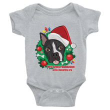 Holiday Pup - Rabbit Skins Infant Baby Bodysuit
