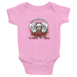 ScourgeOnMixerr - Rabbit Skins Infant Baby Bodysuit