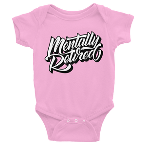 Mentflix - Rabbit Skins Infant Baby Bodysuit