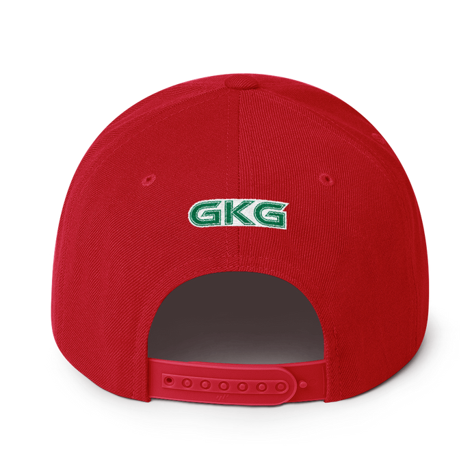 GKG Head Gear - Wool Blend Snapback