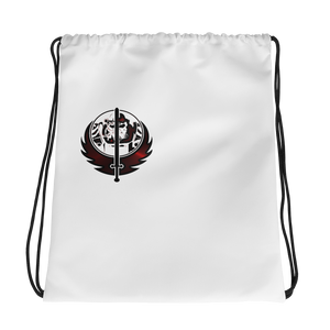 Canadian Ninja Knight - Drawstring Backpack