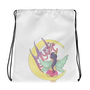 Mystic Moon - Drawstring Backpack