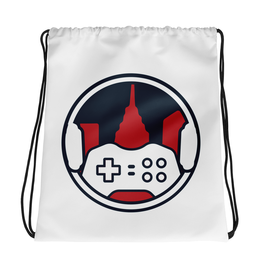 Phillymaster Merch  - Drawstring Backpack