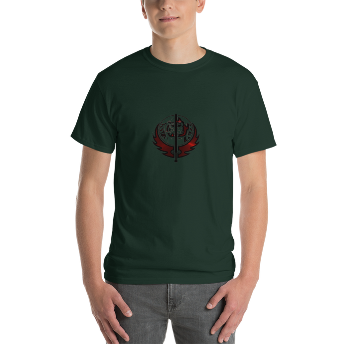 Canadian Ninja Knight - Gildan Ultra Cotton T-Shirt