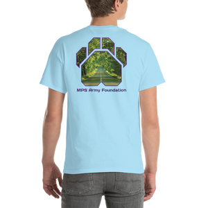 Nature Drive Paw - Gildan Ultra Cotton T-Shirt