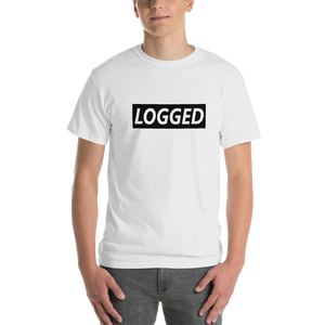 Logged - Gildan Ultra Cotton T-Shirt