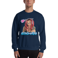 #FreeCandy&Wifi - Gildan Heavy Blend Crewneck Sweatshirt